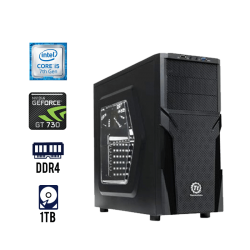 Computadora Gaming Core i5 Placa Asus Prime 16GB 1TB Tarjeta de Video GTX Thermaltake Versa H21