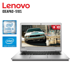 "Laptop Lenovo Ideapad 510S Core I5 4GB 1TB Tarjeta de Video HD Graphics 520 14"" HD"