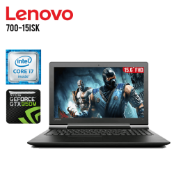 "Laptop Lenovo 700 15ISK Gaming Core I7 16GB 1TB 256GB Tarjeta de Video GTX 950M 15.6"" FHD"