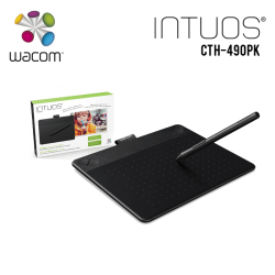 Tableta Wacom Intuos Photo Small CTH490PK Windows/Mac