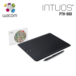 Tableta Wacom Intuos Pro Medium PTH660 Windows/Mac