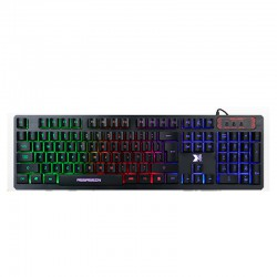 KIT GAMING TECLADO CON MOUSE Y AUDIFONO XBLADE ASSASSIN KMH408
