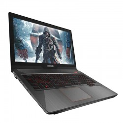 "LAPTOP GAMING ASUS FX503VD-EH73 CI7-7700HQ 16GB RAM 1TB+128SSD GTX 1050TI 4GB 15.6"" FHD WINDOWS 10"