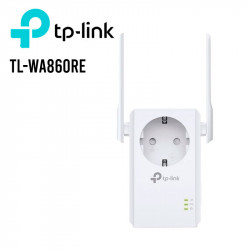 REPETIDOR INALAMBRICO TP-LINK TL-WA860RE 300MBPS WALL PLUGGED