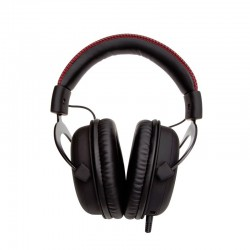 Audifono Gamer Hyperx Cloud Kingston C / Micrófono Removible Black