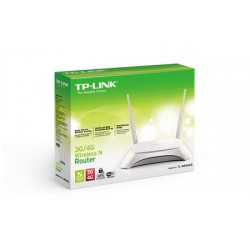 ROUTER INALAMBRICO TP-LINK 3G/4G