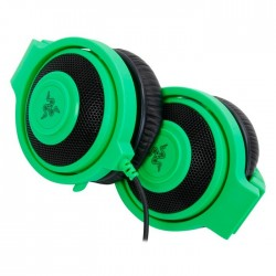 RAZER KRAKEN - AUDIFONO ANALOG - Gaming - Green S/Micrófono