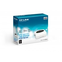 PRINT SERVER TP-LINK TL-PS110U FAST ETHERNET RJ45/1 USB PORT