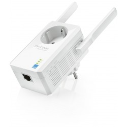 Repetidor Inalámbrico TP-LINK, TL-WA860RE, 300Mbps, Wall Plugged, 2 Antenas