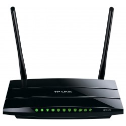 Router Inalámbrico TP-Link, Dual Band Gigabit, TL-WDR3500, N600, USB