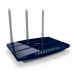 Router Inalámbrico TP-Link TL-WR1043ND Gigabyte Extremo + USB