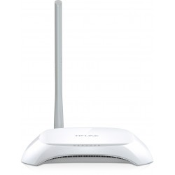 Router Inalámbrico TP-Link, TL-WR720N, 150MBPS, 2 LAN, mas 1 WAN