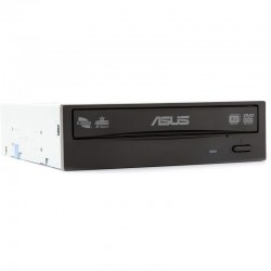 Multi Grabador DVD Asus, DRW 24F1MT, Interno, Sata, 24X DVD, Power2Go 8, E-Green