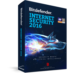 ANTIVIRUS - BITDEFENDER - INTERNET SECURITY / 2PC / 12 MESES /(3 MESES GRATIS ) / 1 ANDROID