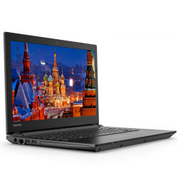 Laptop Toshiba Satellite C45-C4205K Core i5-5200U 2.20GHZ, 6GB RAM, 750GB DD, T. Video Intel Graphics 5500, DVD, LED HD 14""