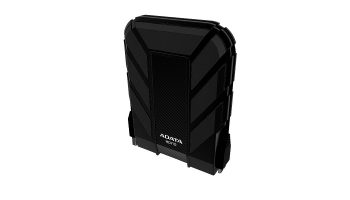 "Disco Duro Externo Adata Negro 2TB AHD710 2.5"", SuperSpeed USB 3.0, Compatible con Windows, Mac OS, Linux, Resistente al agua."