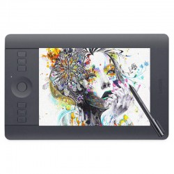 Tableta Digitalizadora Wacom Intuos PTH451L Pro Small, Compatible con Mac y Windows, Inalámbrica