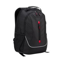 MOCHILA TARGUS ASCEND BLACKPACK TEX PANAL ROJO TSB71003US-70