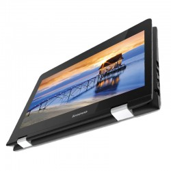 "Laptop Lenovo Yoga 300 Convertible Intel Pentium N3540, 4GB RAM, 500GB DD, T. Video Intel HD, LED Táctil HD 11.6"", Win. 10"