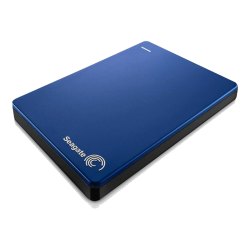 Disco Duro Externo Seagate 2TB Slim Backup Plus Azul USB 3.0 159 gr 2.5""