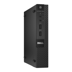 Micro Computadora Dell Optiplex 3020, Intel Core I3-4150T, 3.00 GHZ, 4GB, DDR3, 500GB, Sata