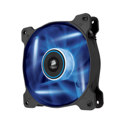 Cooler para case Corsair Air Series Static Pressure AF120, Led Azul, 12 CM