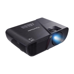 Proyector ViewSonic PJD5155 LightStream™ 3300 Lúmenes, Color Negro, SVGA Resolución 800x600