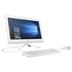 "All in One HP 20-C001LA Intel Celeron J3060, 4GB RAM, 1TB DD, T. Video Intel HD, LED HD 19.5"", Windows 10"