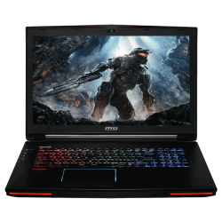"Laptop MSI GT72 6QD Dominator G Core i7-6800HQ, 16GB RAM, 1TB DD+128GB SSD, T. Video NVidia 970 3GB, DVD, LED Full HD 17.3"", W10"
