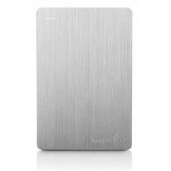 "Disco Duro Externo Seagate, 1TB, USB 3.0, BKP, Plus Plata, 2.5"", PC - MAC"