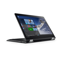 "Laptop Lenovo Yoga 510 Core i7-6500U, 4GB RAM, 1TB DD, T.Video Intel HD Graphics 520, DVD SuperMulti, LED HD 14"", Windows 10"
